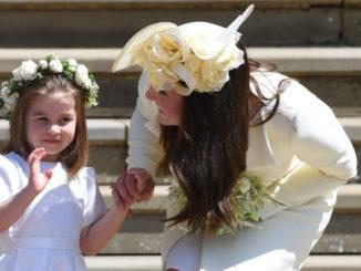 Královská svatba a klobouky