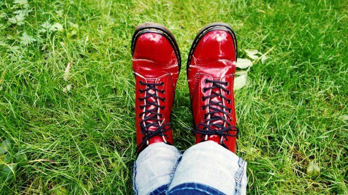 Extravagantní obuv